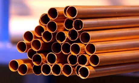 труби для опалення будинку