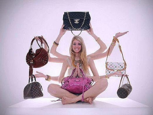 Какие в моде сумки?