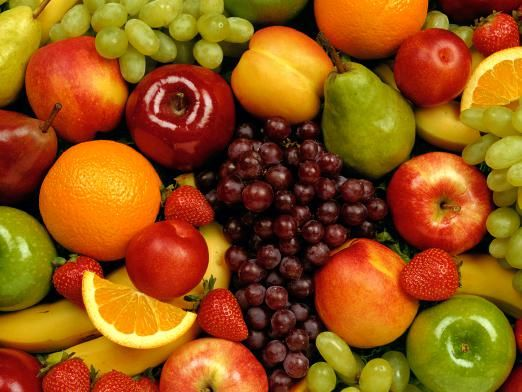 Какие витамины в фруктах?