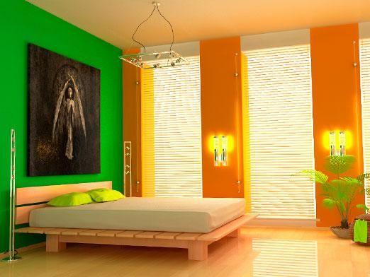 Каким цветом покрасить стены?