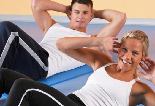 Какими упражнениями убрать живот?