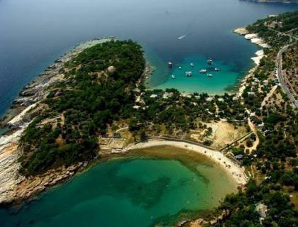 яке море в Греції