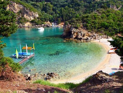 яке море в Греції тепліше