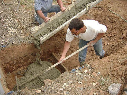 Какой бетон для фундамента?