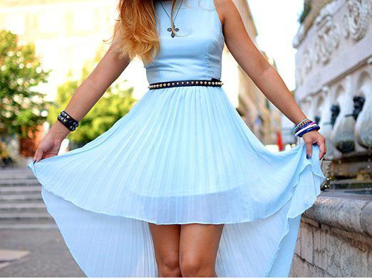 Какой цвет в моде летом?