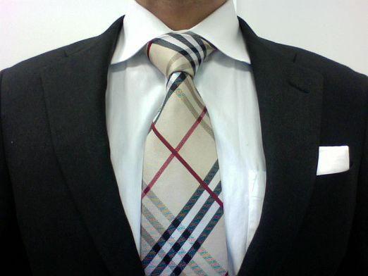 Какой длины должен быть галстук?
