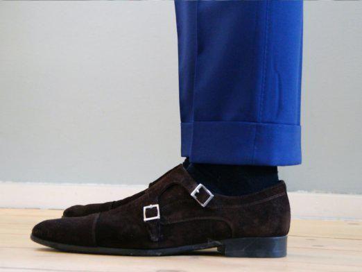 Какой длины должны быть брюки?