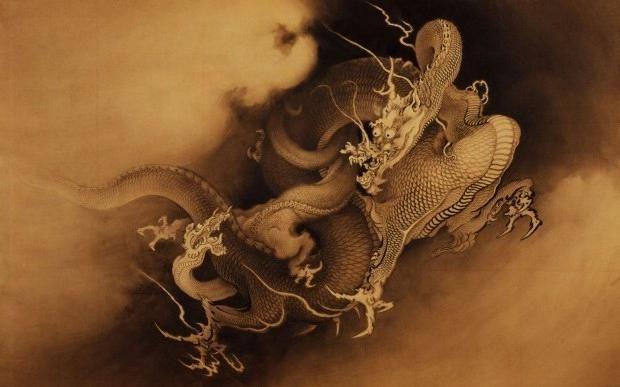 Китайский дракон – символ и одно из чудес поднебесной