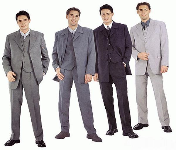 класичні костюми чоловічі