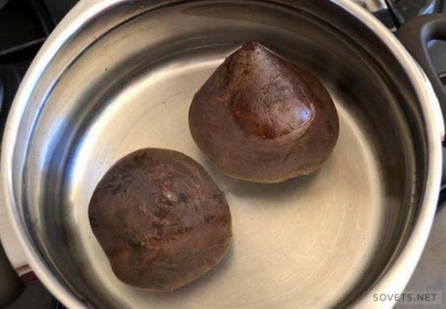Классический рецепт селедки под шубой