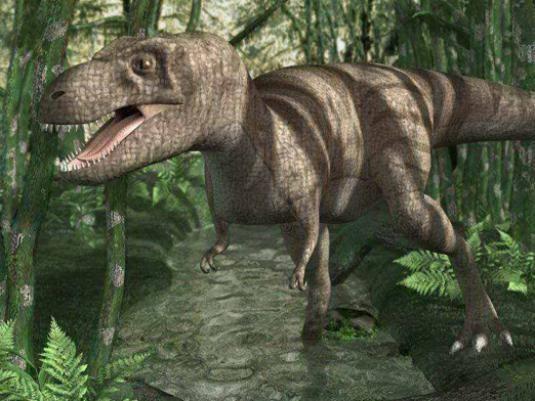 Когда были динозавры?