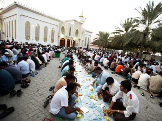 Когда начинается рамадан?