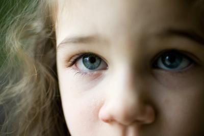 кола під очима у дітей