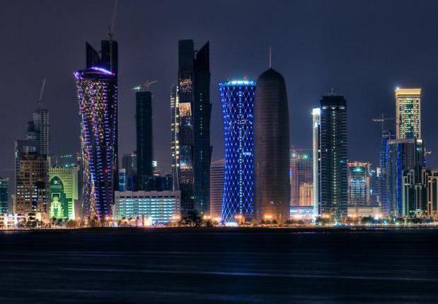катар столиця