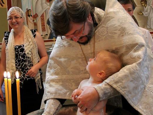 Кто может быть крестным?