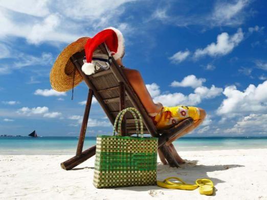 Куда на море в январе?