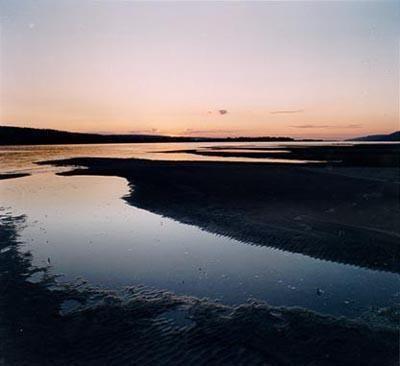 куди впадає Волга