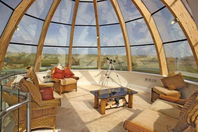 купольні будинки проекти
