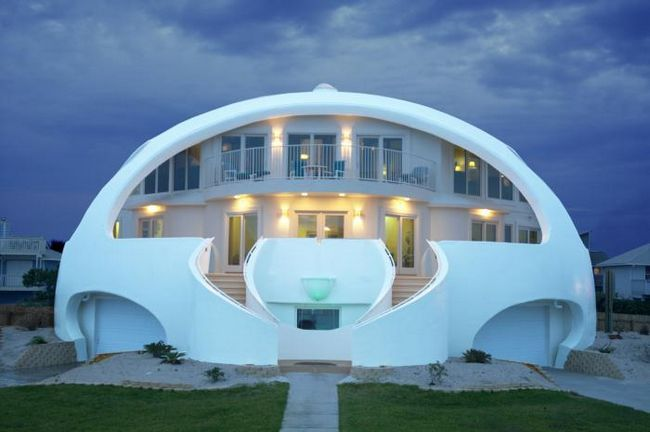 технології купольного будинку