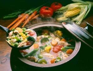 рецепт овочевого супу