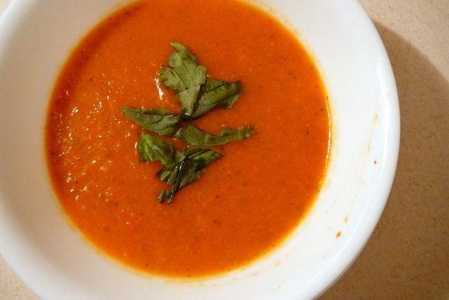 овочевий суп з капустою