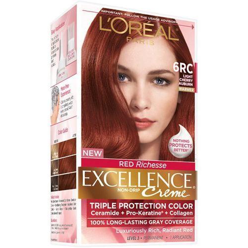 Лореаль палітра фарб для волосся манго