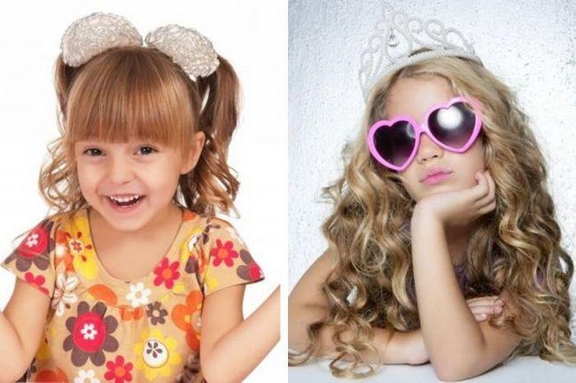 Лучшие прически на длинные волосы для девочек