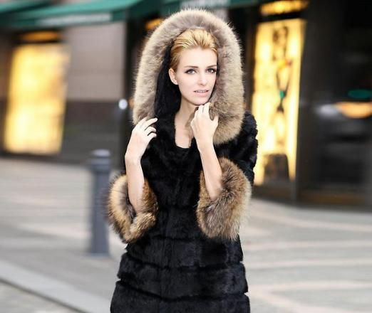 Кращий спосіб утеплитися до зими - придбати розкішну шубу