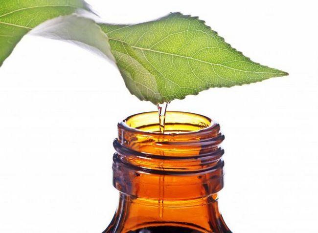 масло чайного дерева для відбілювання зубів