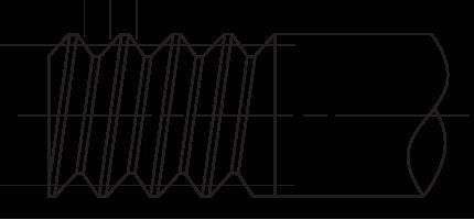 Метрическая резьба: определение и применение