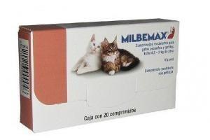 мільбемакс для кошенят інструкція із застосування
