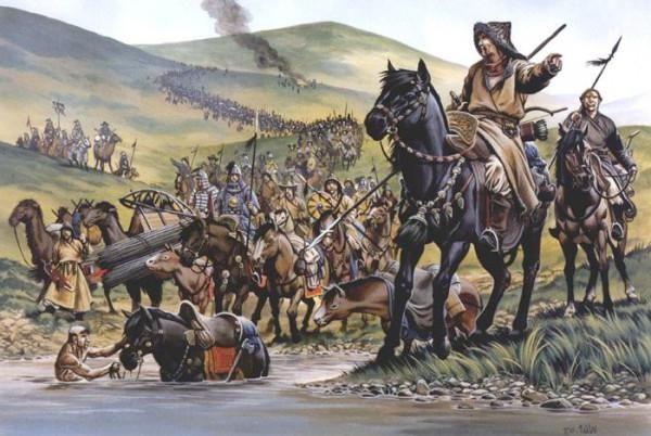 монголо-татарська навала на Русь та її наслідки
