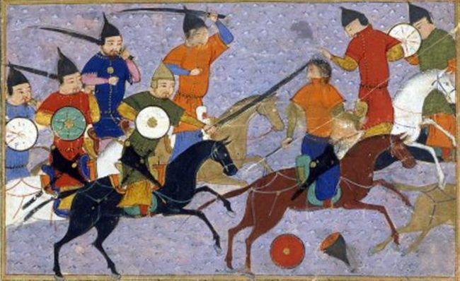 монголо-татарська навала на Русь коротко