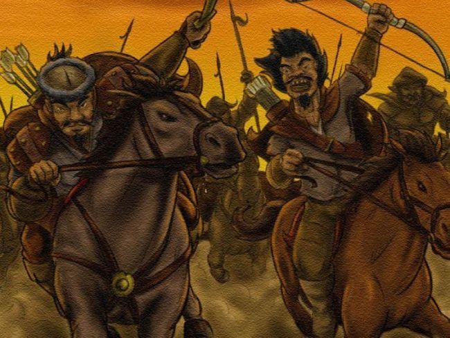 протистояння Русі монголо татарського нашестя