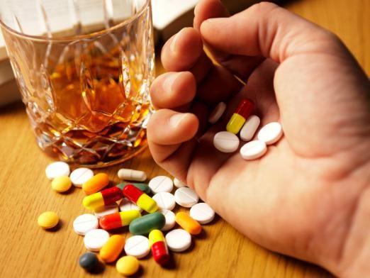 Чи можна алкоголь з антибіотиками?