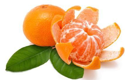 мандарини під час вагітності