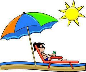 засмагати на сонці