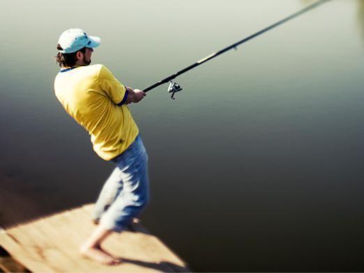 На что ловить рыбу?