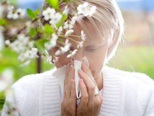 На что может быть аллергия?