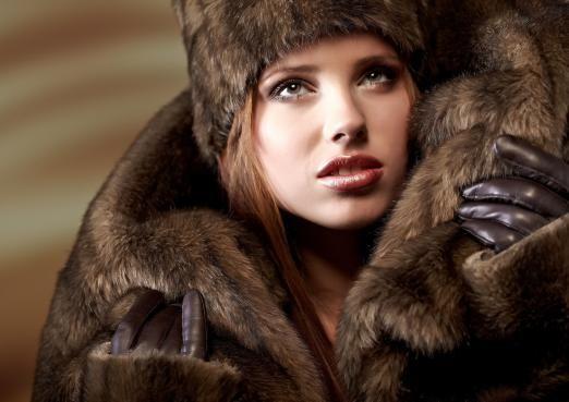 Норкова шуба - кращий подарунок для кожної жінки