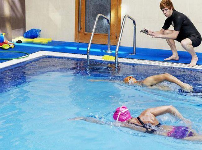 Розрядні нормативи з плавання