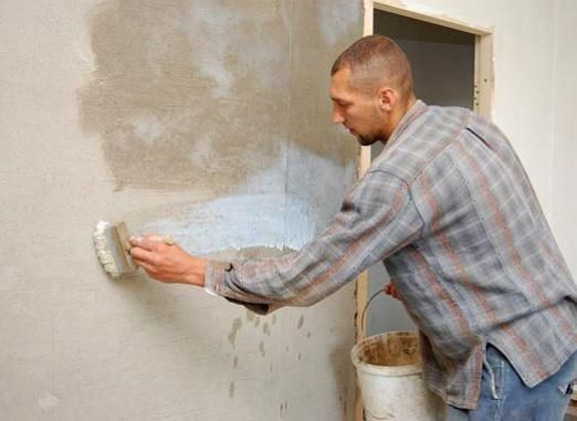 Нужно ли грунтовать стены?