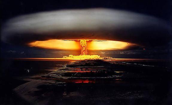Оружие массового поражения и его опасность