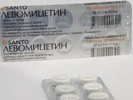 От чего таблетки
