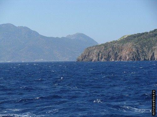 Отдых на острове кос (греция)