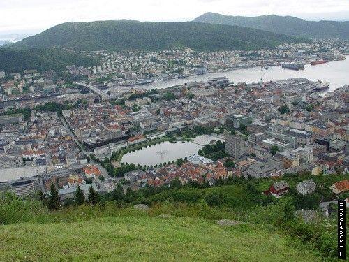 Отдых в норвегии (норвежские фьорды)