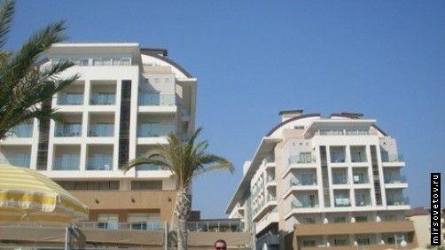 Отзыв об отеле hedef resort 5*, турция