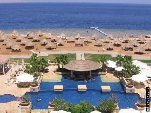 Отзыв об отеле sheraton sharm resort, египет