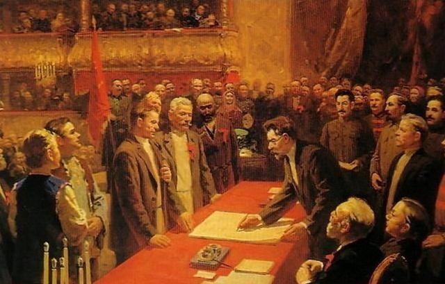 перша конституція ссср була прийнята в