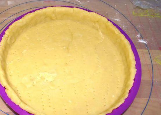 пиріг з сиром і ягодами рецепт